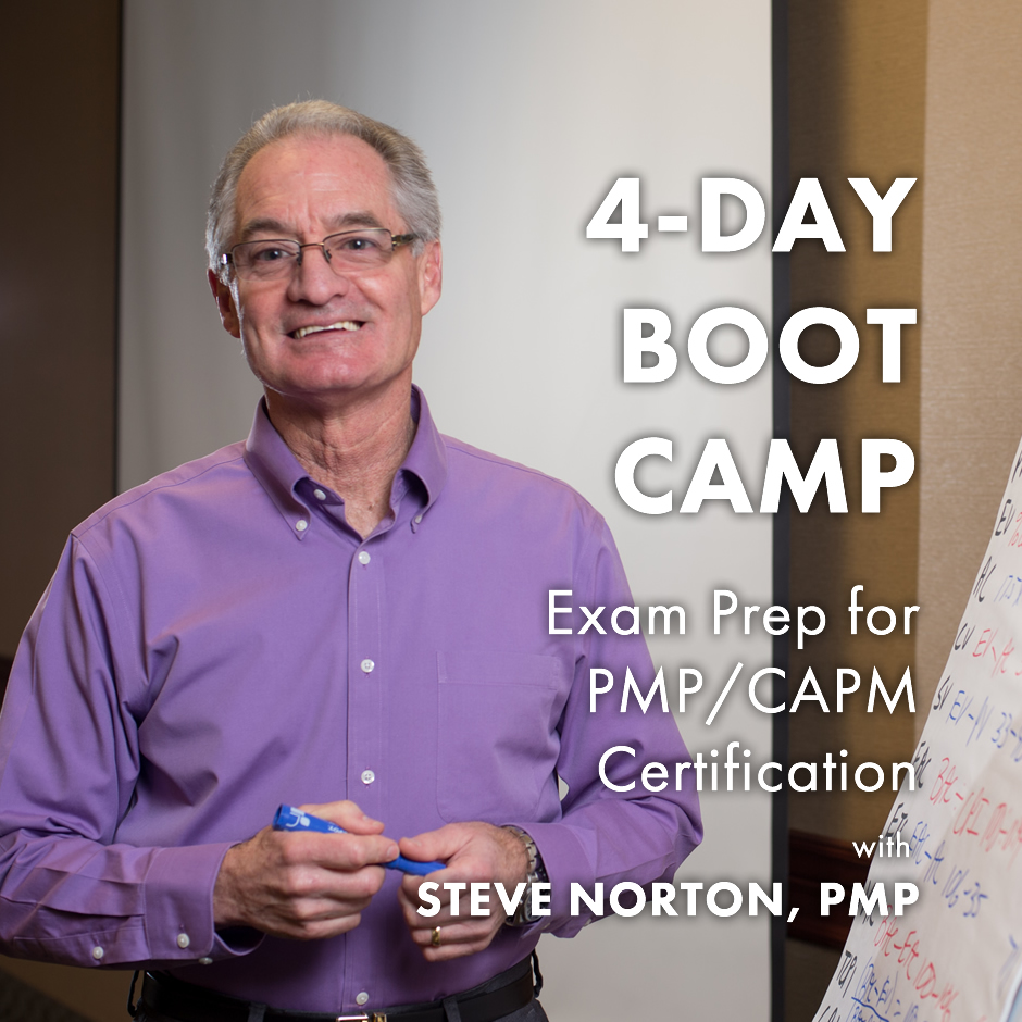 Inland Northwest Boot Camp May 7 10 2018 Project Management